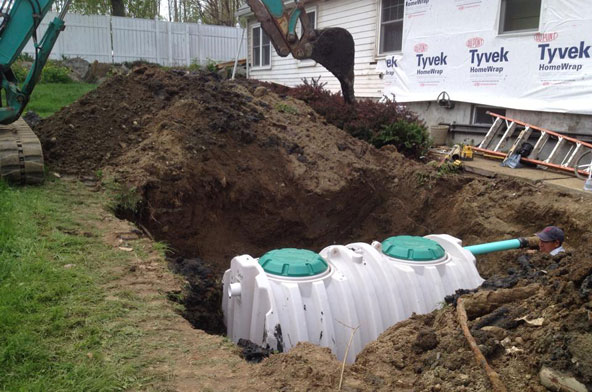 Septic Tank Installations Westchester and Putnam Counties NY